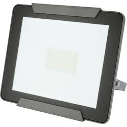 LED vonkajšie osvetlenie s PIR senzorom Emos Ideo 850EMIDS40WZS2741, 50 W, sivá
