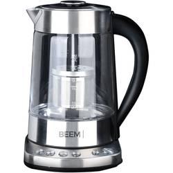 Image of BEEM Teatime Wasserkocher mit Teesieb, schnurlos Edelstahl