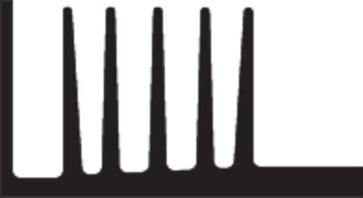 Kühlkörper 3.7 K/W (L x B x H) 50 x 46 x 25 mm TO-220, TO-126 Fischer Elektronik SK 107 50 SA