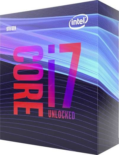 Prozessor (CPU) Boxed Intel Core i7 i7-9700K 8 x 3.6 GHz Octa Core Sockel: Intel® 1151v2 95 W