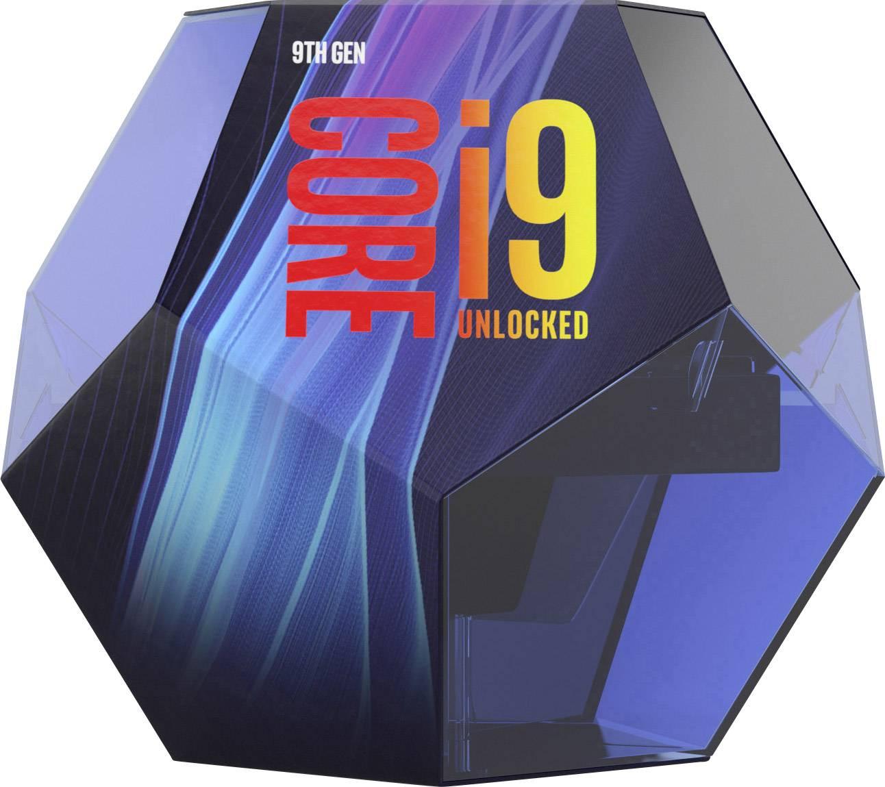 Intel Core - i9-9900K 8 x 3.6 GHz Octa Core Prozessor (CPU) »