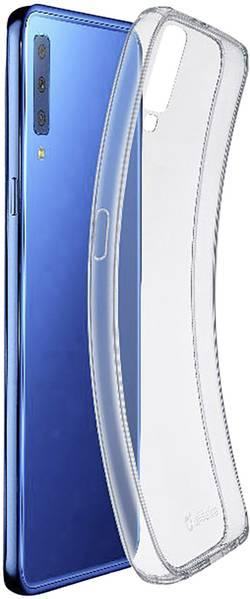 Zadní kryt na mobil Cellularline FINECGALA72018T, vhodné pro: Samsung Galaxy A7, transparentní