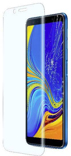 Cellularline ochranné sklo na displej smartphonu TEMPGCABGALA718T vhodné pro: Samsung Galaxy A7 1 ks