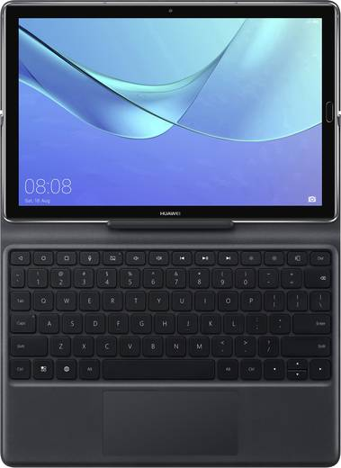 Huawei M5 inkl.Tastatur Android-Tablet 27.4 cm (10.8 Zoll) 64 GB Wi-Fi Grau 1.8 GHz, 2.1 GHz Octa Core Android™ 8.0 Ore