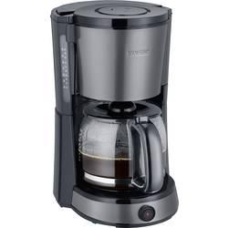 Kávovar Severin KA 9543, sivá (metalíza), čierna