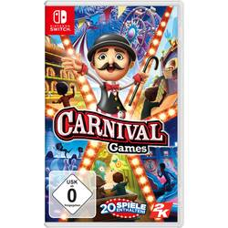 Image of Carnival Games Nintendo Switch USK: 0