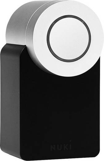 NUKI 220085 Türschloss Bluetooth-fähig, Zigbee kompatibel