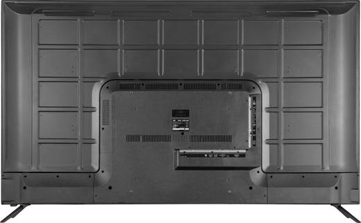 JTC Nemesis 6.5 LED-TV 164 cm 65 Zoll EEK A (A++ - E) DVB-T2, DVB-C, DVB-S, UHD, Smart TV, CI+ Schwarz