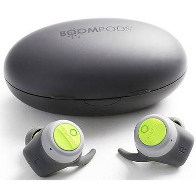 boompods boombuds bluetooth sport kopfh rer in ear. Black Bedroom Furniture Sets. Home Design Ideas