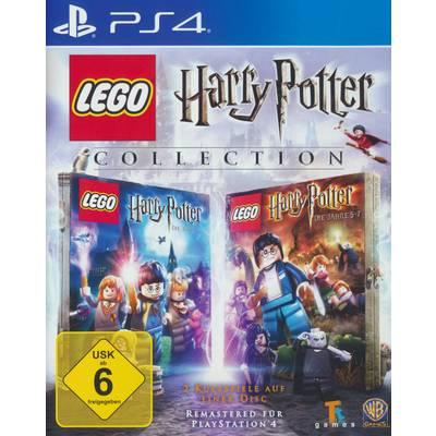 LEGO Harry Potter Collection PS4 USK: 6 Preisvergleich