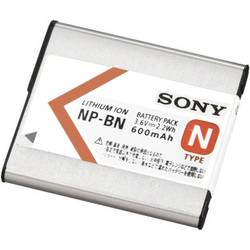 Akumulátor do kamery Sony NP-BN1 NPBN.CE7, 630 mAh