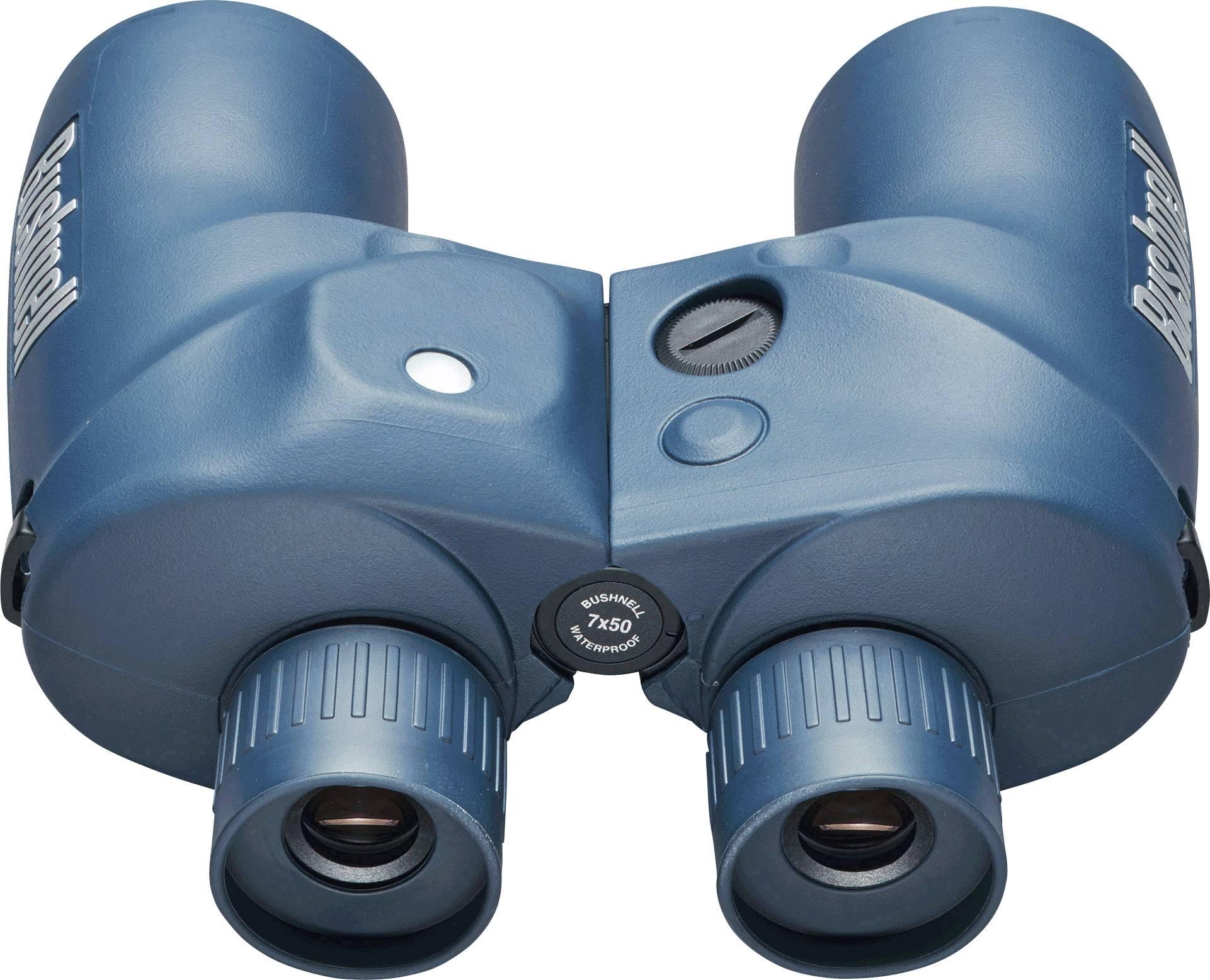 Bushnell marine fernglas marine kompass mm porro dunkelblau