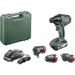 Aku vŕtací skrutkovač Bosch Home and Garden AdvancedDrill 18 06039B5002, 18 V, 2.5 Ah, Li-Ion akumulátor