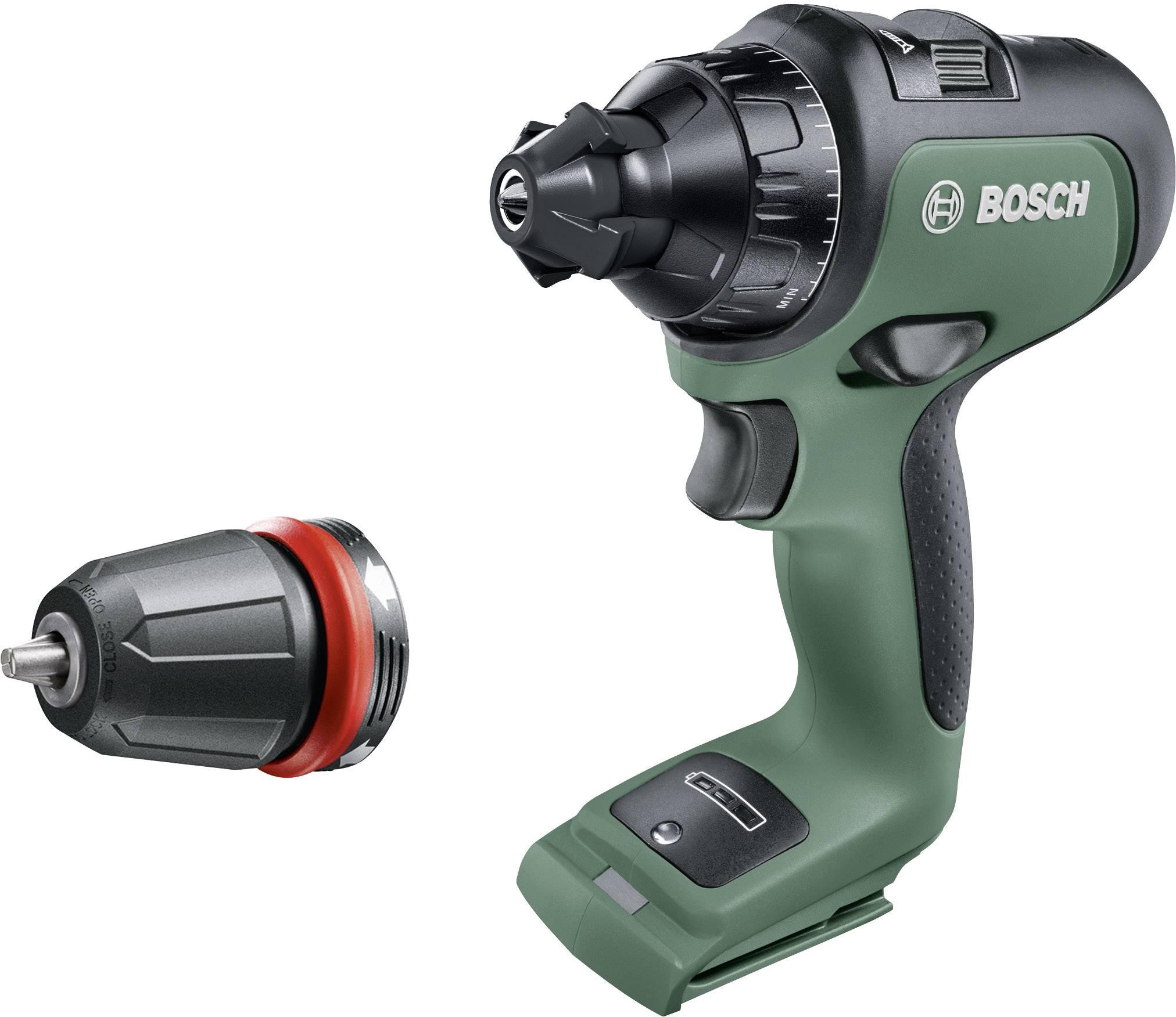 Bosch Home and Garden AdvancedDrill 18 Akku Bohrschrauber 18 V Li Ion ohne Akku