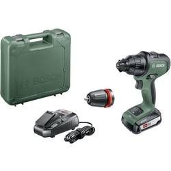 Aku příklepová vrtačka Bosch Home and Garden AdvancedImpact 18 06039B5100, 18 V, 2.5 Ah, Li-Ion akumulátor