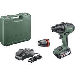 Aku príklepová vŕtačka Bosch Home and Garden AdvancedImpact 18 06039B5100, 18 V, 2.5 Ah, Li-Ion akumulátor