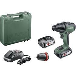 Aku vŕtací skrutkovač Bosch Home and Garden AdvancedImpact 18 06039B5101, 18 V, 2.5 Ah, Li-Ion akumulátor