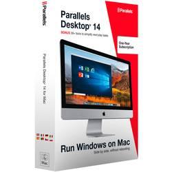 Image of Parallels Desktop 14 - 1Year Vollversion, 1 Lizenz Mac Betriebssystem