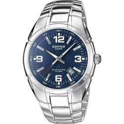 Náramkové hodinky Casio EF-125D-2AVEG, (d x š x v) 48.6 x 40 x 9.9 mm, strieborná