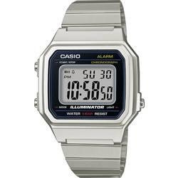 Náramkové hodinky Casio B650WD-1AEF, (d x š x v) 43.1 x 41.2 x 10.5 mm, strieborná