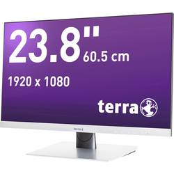 Terra LED 2462W LED monitor 60.5 cm (23.8 palca) 1920 x 1080 Pixel Full HD 4 ms DVI, Audio-Line-in, HDMI ™, DisplayPort AMVA LED