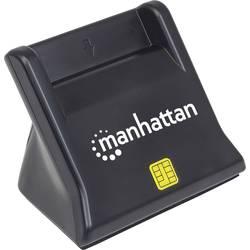 Image of Manhattan 102025 USB-Smartcard/SIM Chipkartenleser