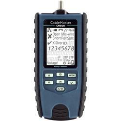 Univerzálny, cenovo výhodný tester elektroinštalácie s určením dĺžky a horáka Softing CableMaster 500