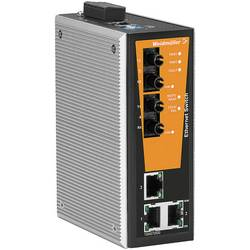 Priemyselný ethernetový switch Weidmüller IE-SW-VL05MT-3TX-2ST, 10 / 100 Mbit/s
