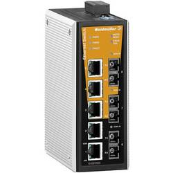 Priemyselný ethernetový switch Weidmüller IE-SW-VL08MT-5TX-1SC-2SCS, 10 / 100 Mbit/s