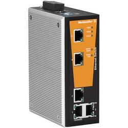 Priemyselný ethernetový switch Weidmüller IE-SW-VL05MT-5TX, 10 / 100 Mbit/s