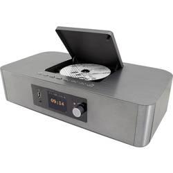 N/A soundmaster ICD2020, AUX, Bluetooth, CD, Wi-Fi, internetové rádio, strieborná