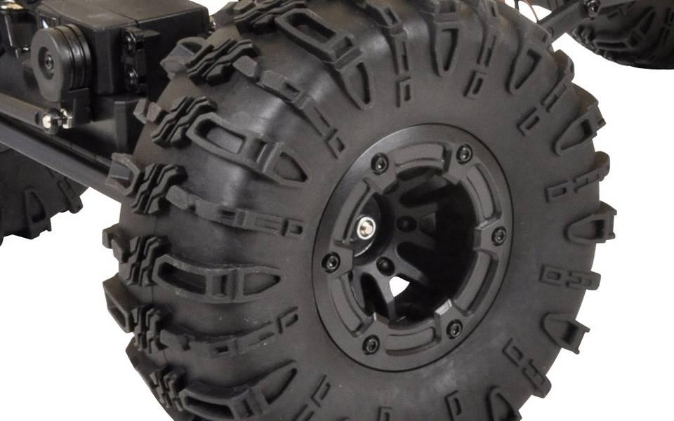 Crawler-Reifen