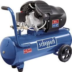 Piestový kompresor Scheppach HC53DC 5906102901, Objem tlak. nádoby 50 l