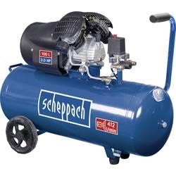 Piestový kompresor Scheppach HC100DC 5906120901, Objem tlak. nádoby 100 l