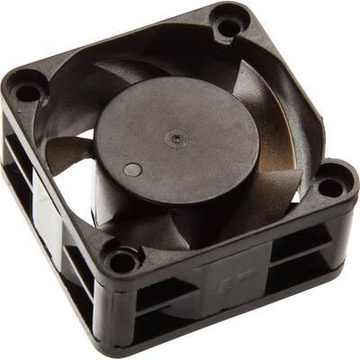 NoiseBlocker PM-1 PC-Gehäuse-Lüfter Schwarz (B x H x T) 40 x 40 x 20 mm Preisvergleich