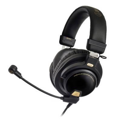 Audio Technica ATH-PG1 Gaming Headset 3.5 mm Klinke schnurgebunden Over Ear Schwarz Preisvergleich