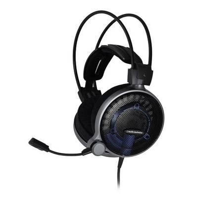 Audio Technica ATH-ADG1X Gaming Headset 3.5 mm Klinke schnurgebunden Over Ear Schwarz Preisvergleich