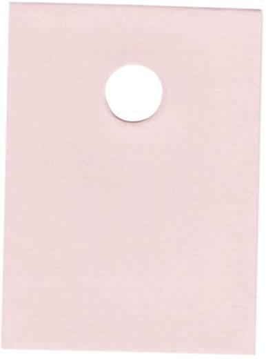 Wärmeleitfolie für Halbleitergehäuse 0.25 mm 1.4 W/mK Passend für TO-220 Kerafol 70/50 TO-220