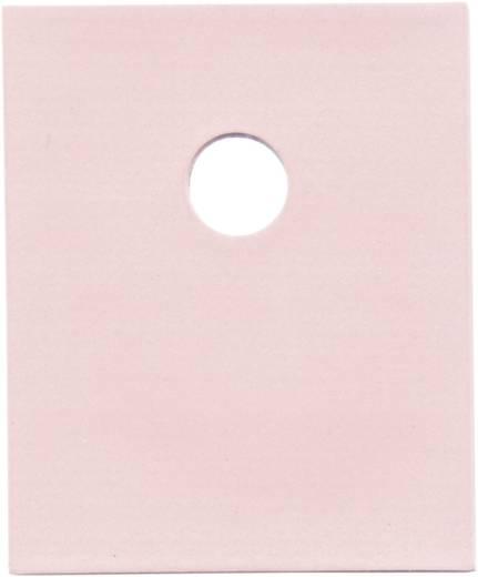 Wärmeleitfolie für Halbleitergehäuse 0.25 mm 1.4 W/mK Passend für TO-218 Kerafol 70/50 TO-218