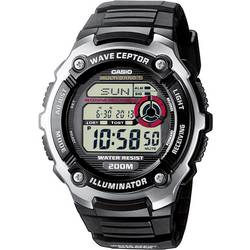 Náramkové hodinky Casio WV-200E-1AVEF, (d x š x v) 52.2 x 47.7 x 15.2 mm, strieborná