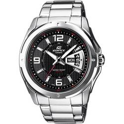 Náramkové hodinky Casio EF-129D-1AVEF, (d x š x v) 49 x 44.8 x 10.4 mm, strieborná