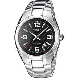 Náramkové hodinky Casio EF-125D-1AVEG, (d x š x v) 48.60 x 40 x 9.90 mm, strieborná