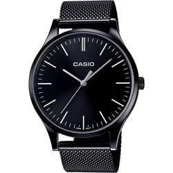 Náramkové hodinky Casio LTP-E140B-1AEF, (d x š x v) 46 x 38 x 7.4 mm, čierna