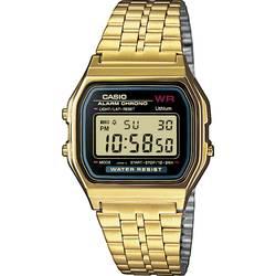 Náramkové hodinky Casio A159WGEA-1EF, (d x š x v) 36.8 x 32.2 x 8.2 mm, zlatá