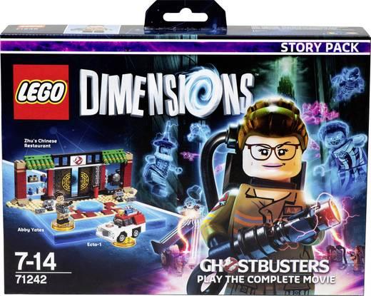 Lego Lego Dimensions Story Pack Ghostbusters Nintendo Wii U Xbox