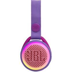 Bluetooth® reproduktor JBL JR POP vodotesný, purpurová