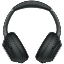 Bluetooth cestovné slúchadlá Over Ear Sony WH-1000XM3 WH1000XM3B.CE7, čierna