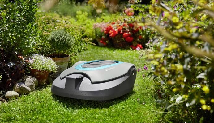 Mit Mährobotern Rasenmähen ohne Aufwand