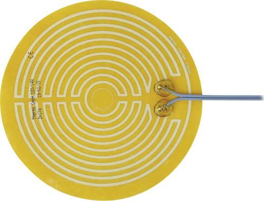 Thermo Polyester Heizfolie selbstklebend 12 V/DC, 12 V/AC 14 W Schutzart IPX4 (Ø) 174 mm