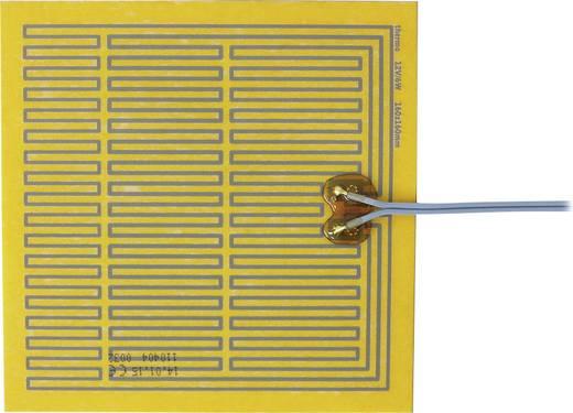 Thermo Polyester Heizfolie selbstklebend 12 V/DC, 12 V/AC 6 W Schutzart IPX4 (L x B) 160 mm x 160 mm
